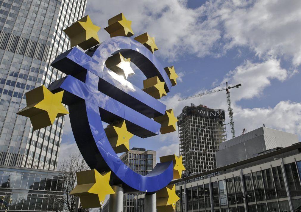 BCE prevê que PIB da zona euro recue 8,7% em 2020