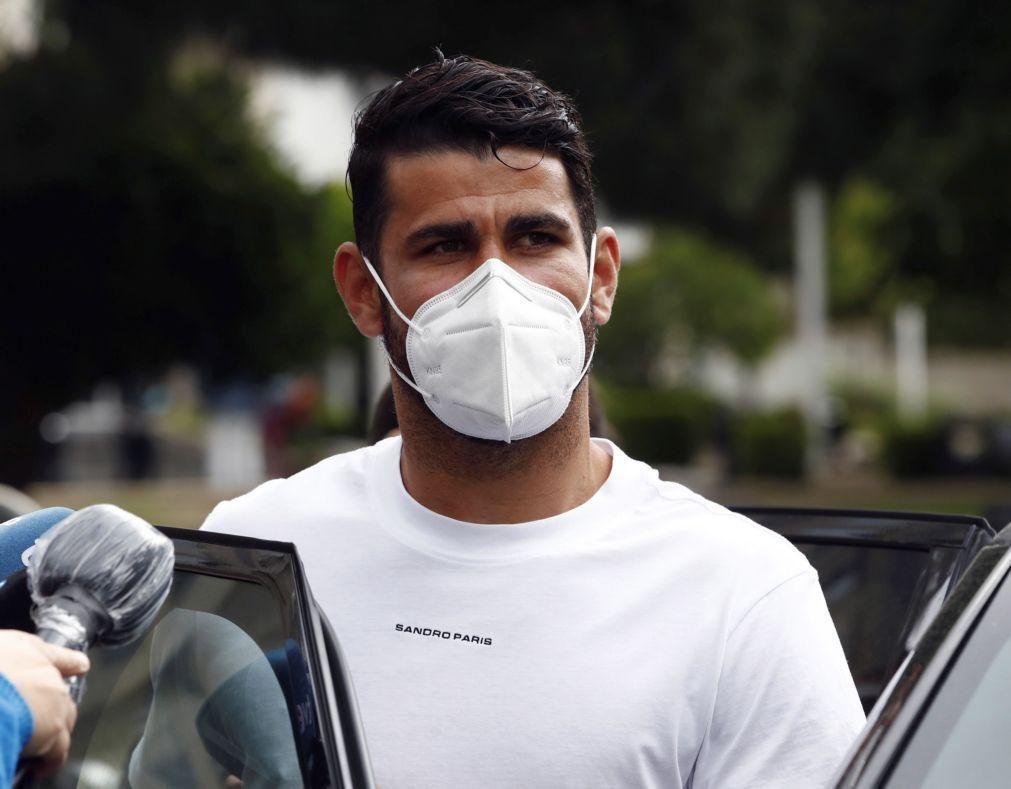 Diego Costa multado em 543 mil euros por fuga ao fisco