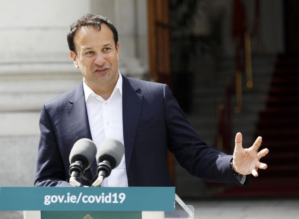 EUA/Floyd: PM irlandês aponta falta de liderança moral nos EUA