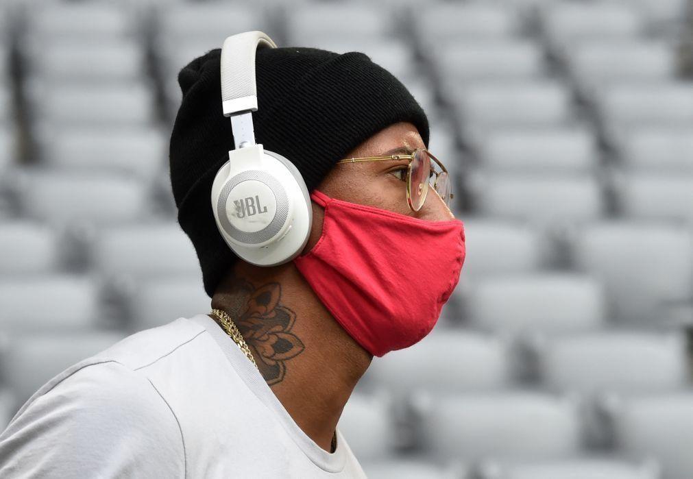 EUA/Floyd: Jérôme Boateng pede voz mais ativa aos desportistas brancos