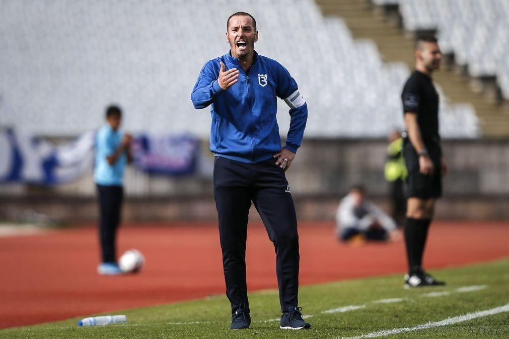 Petit sente Belenenses SAD preparado para retomar I Liga de futebol