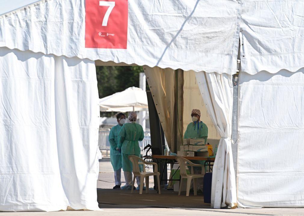 Covid-19: Espanha com um total de 27.133 mortes e cinco nas últimas 24 horas