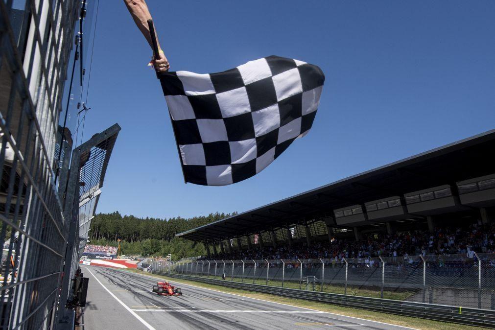 Covid-19: Presidente da FPAK vê difícil regresso da Fórmula 1 este ano a Portugal