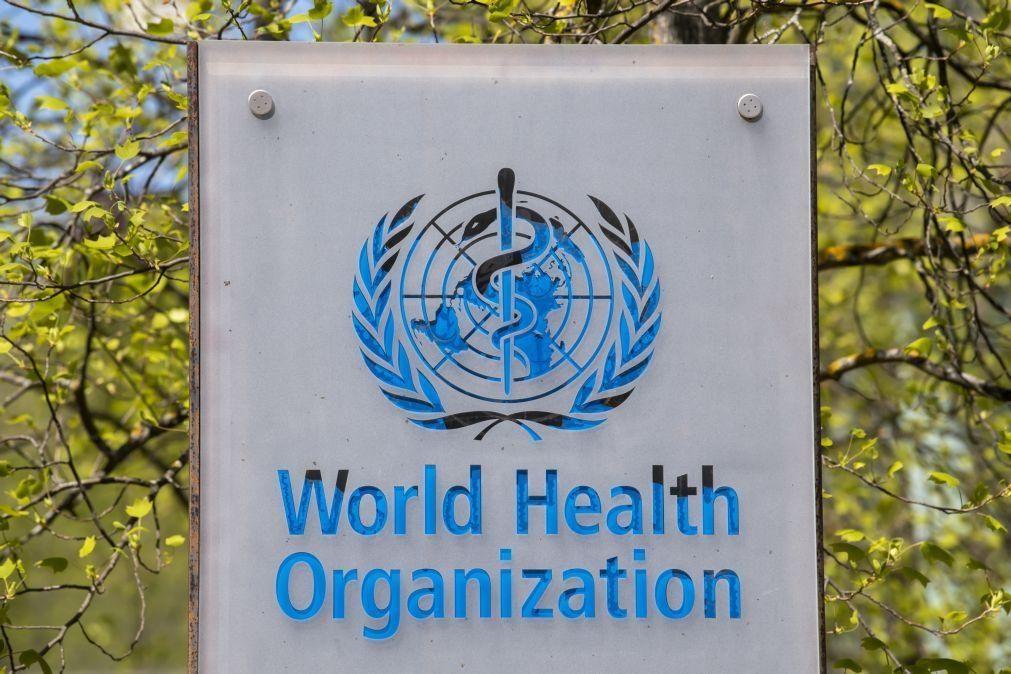 Covid-19: OMS dá 565 mil euros a Cabo Verde para reforçar combate à pandemia