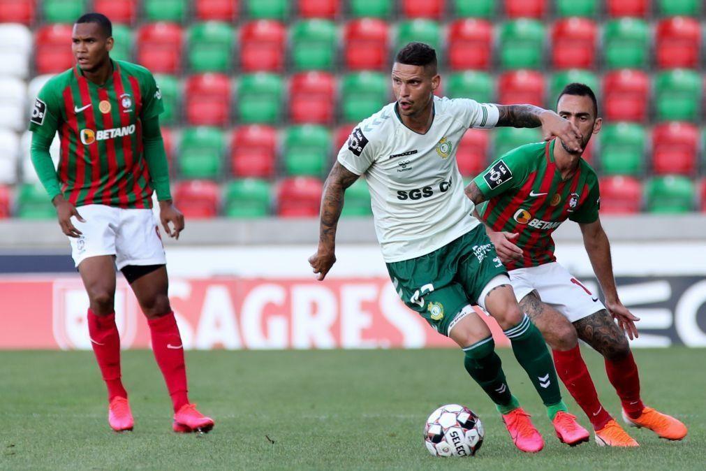 Marítimo e Vitoria de Setúbal empatam e aumentam série de jogos sem vencer