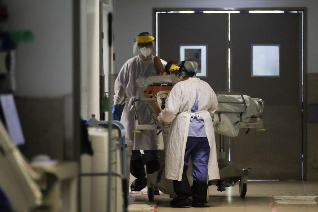 Covid-19: Primeiro-ministro afirma que serão contratados mais 2.700 profissionais de saúde até dezembro
