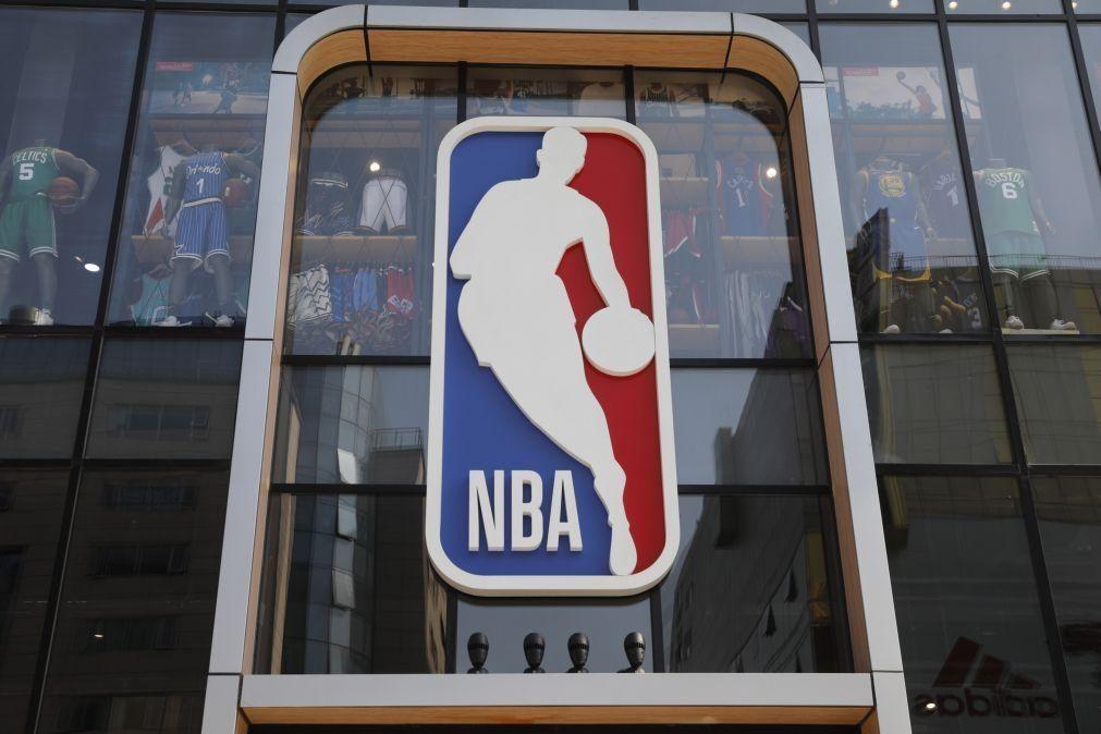 NBA aprova retoma com 22 equipas em Orlando a partir de 31 de julho