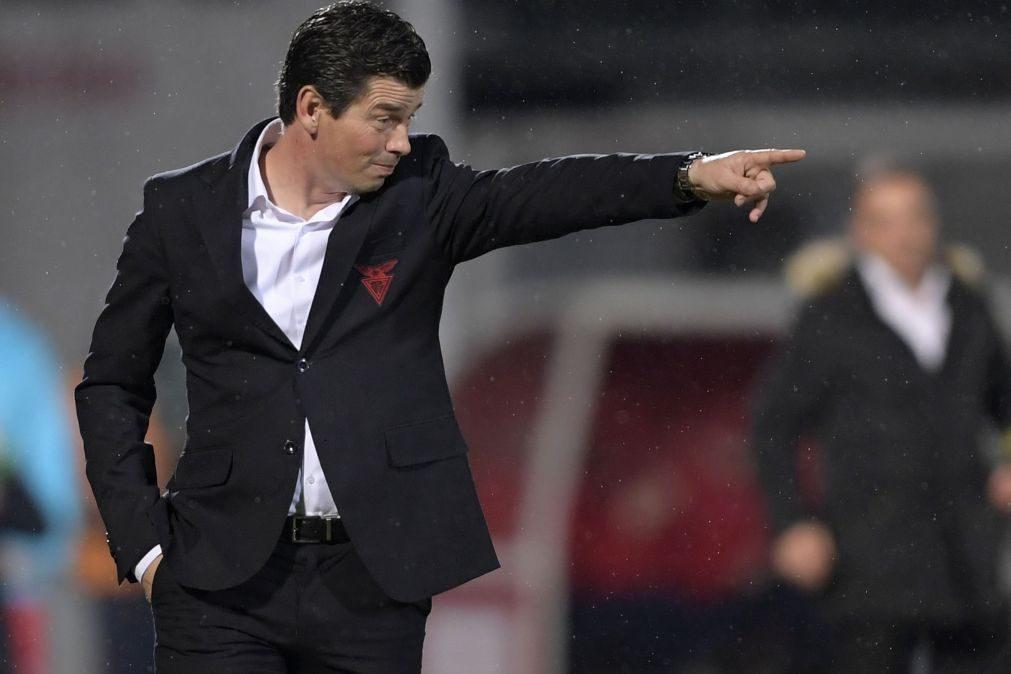 Nuno Manta deseja nortear retoma da I Liga com
