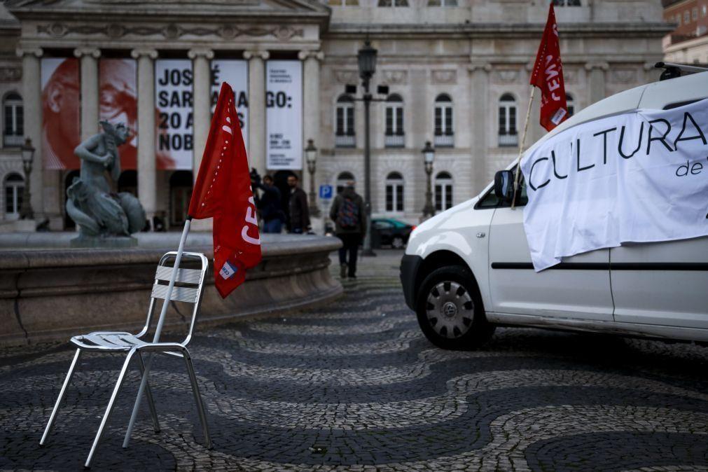 Covid-19: Apoio social para precários da Cultura ainda é insuficiente - Cena-STE