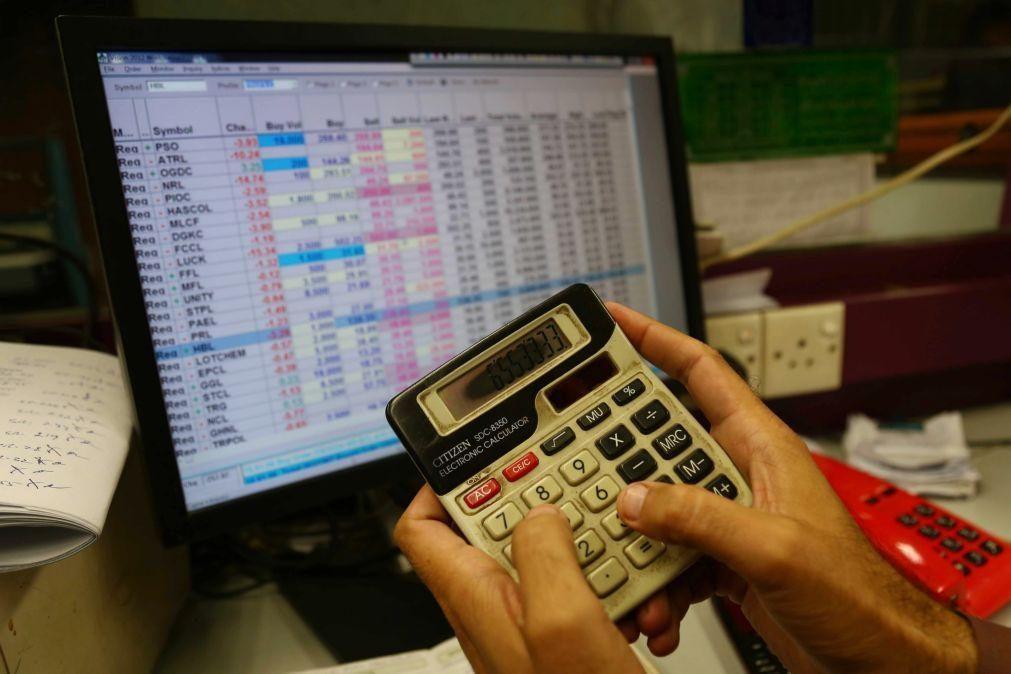 Bolsa de Xangai abriu a subir 0,13%