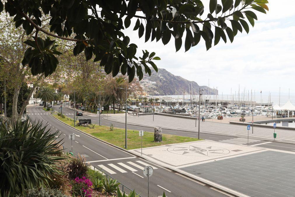 Madeira sob aviso laranja devido à previsão de chuva e trovoada