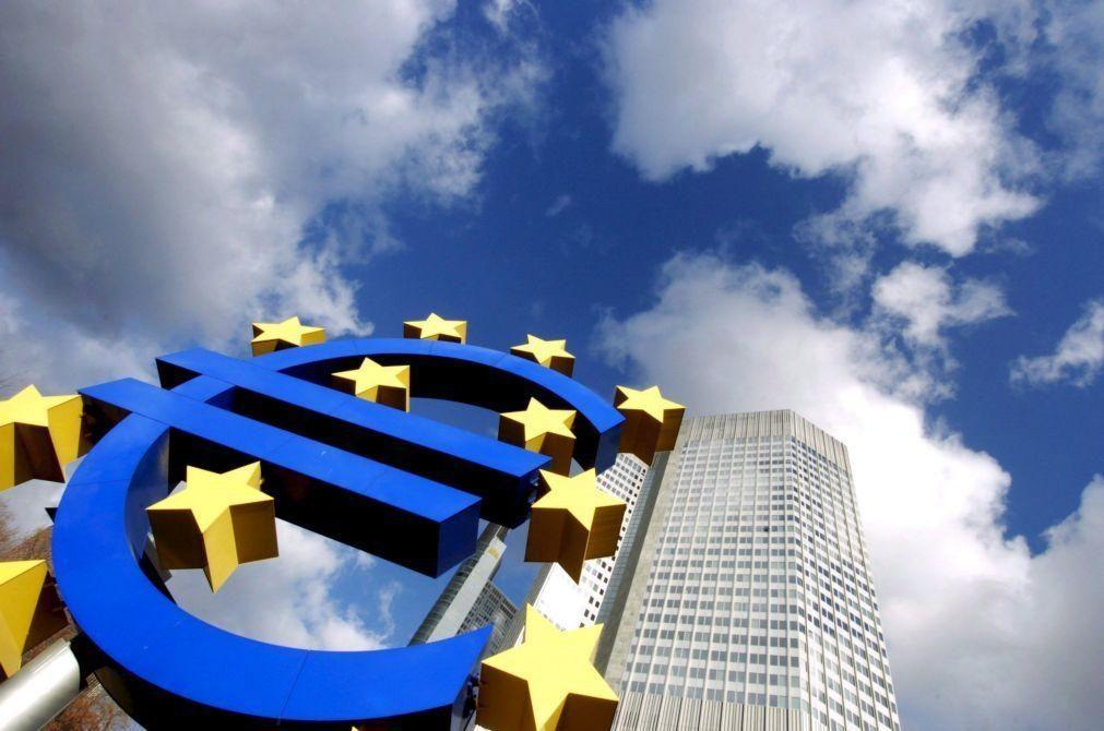 Bolsas europeias em alta, apesar de BCE apontar para contração de 8,7% na zona euro em 2020
