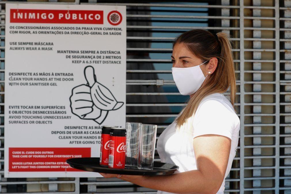 Lisboa: Seis concelhos com subida de casos acima de 150% após fim do estado de emergência