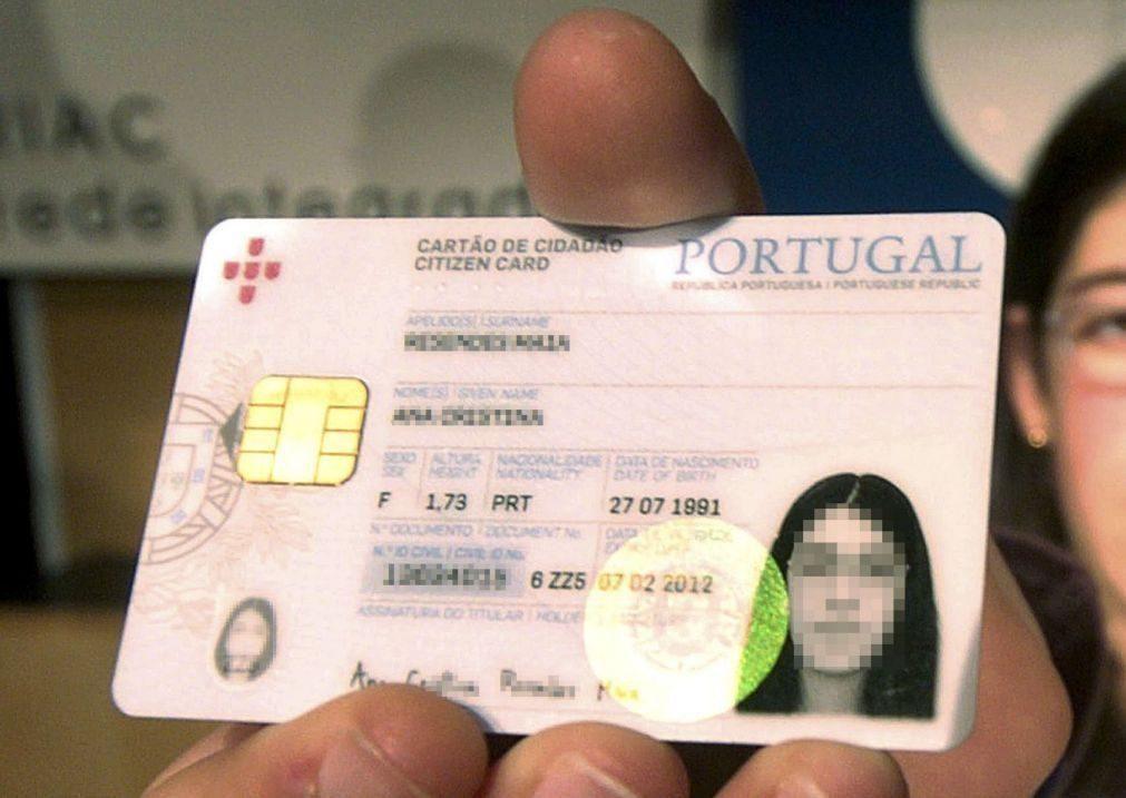 Cartão de cidadão renovado por SMS