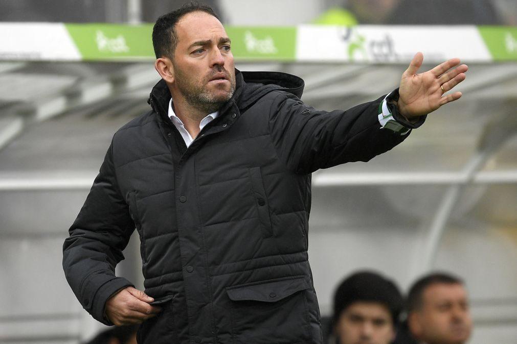 Covid-19: Treinador do Moreirense diz que futebol