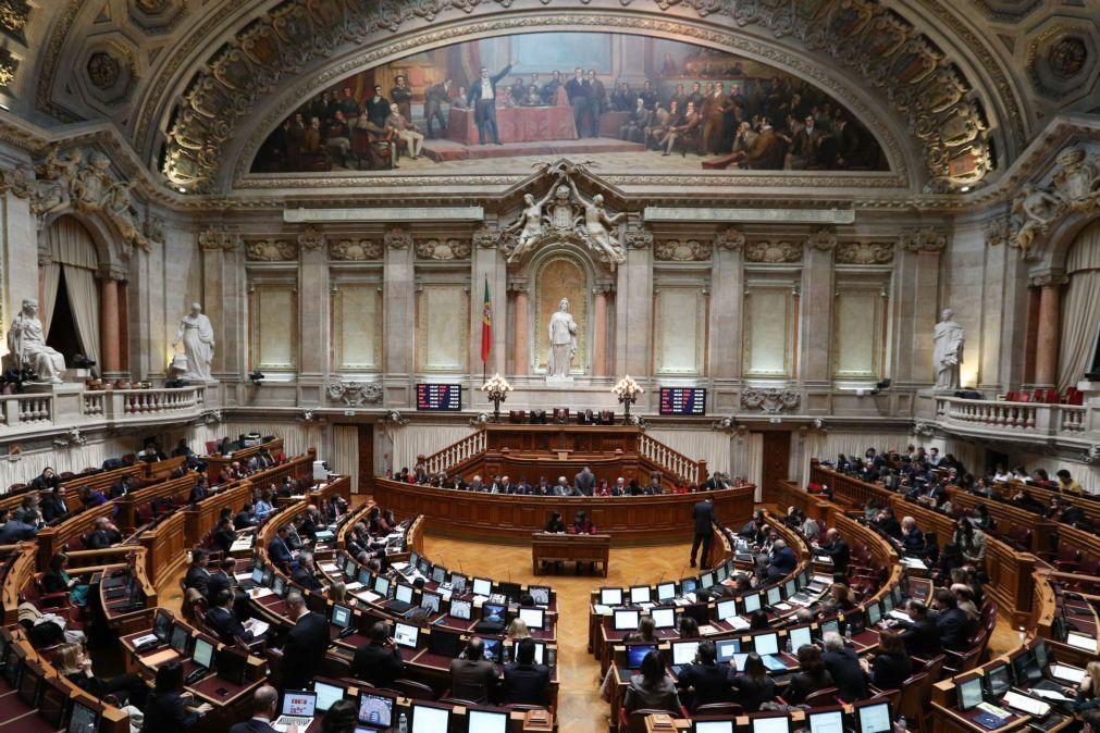 Covid-19: Parlamento aprova medidas reivindicadas pela Madeira com voto contra do PS