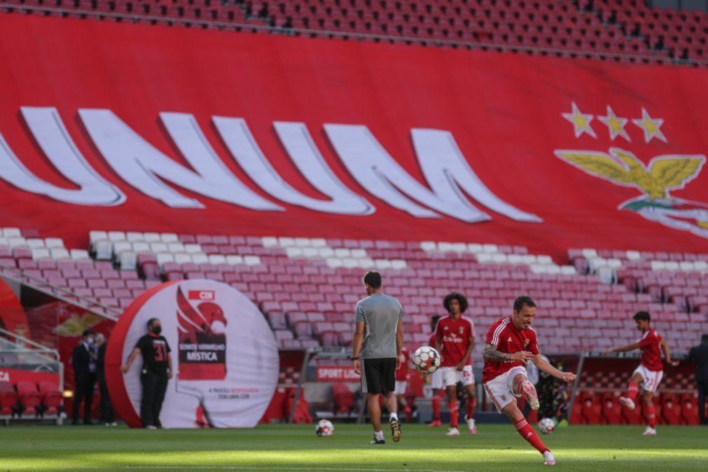Benfica quer punição exemplar para