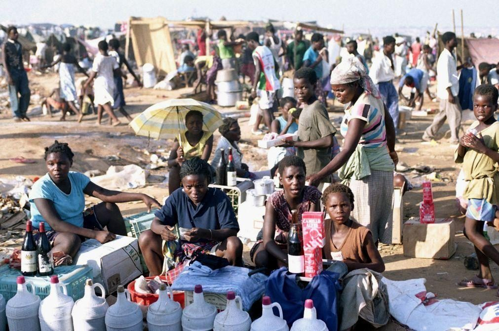 Covid-19: Só um terço dos angolanos com água canalizada em casa