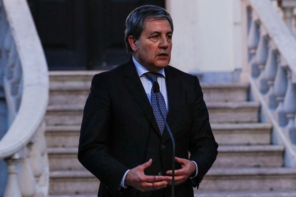 Fernando Gomes apresenta lista à FPF com Hélder Postiga na direção