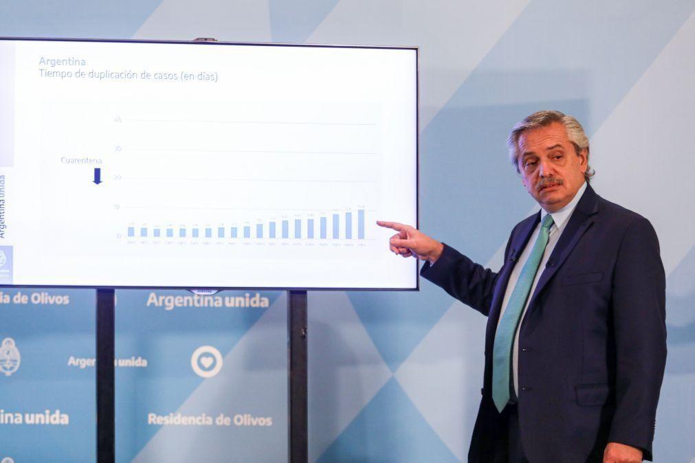 Covid-19: Argentina critica forma como PR brasileiro lida com pandemia