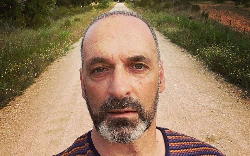 Heitor Lourenço A foto completamente nu, aos 52 anos, que mereceu rasgados elogios de famosos