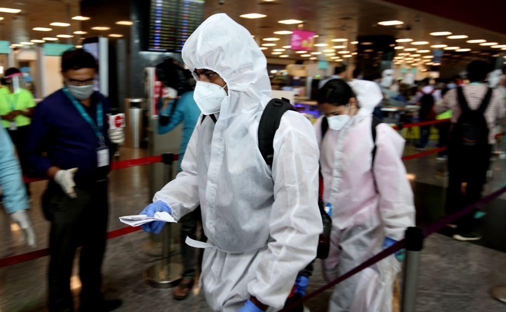 Covid-19: Mais de 390 mil mortos e mais de 6,6 milhões de infetados no mundo