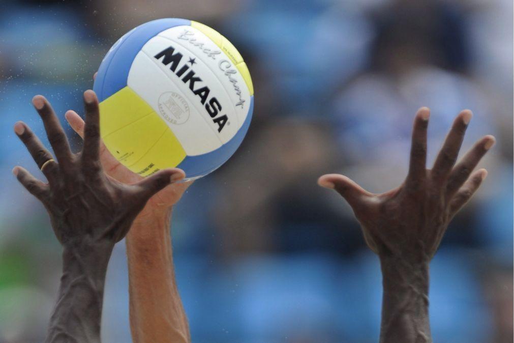 Covid-19: Europeu de voleibol de praia de sub-20 agendado para 09 a 13 de setembro