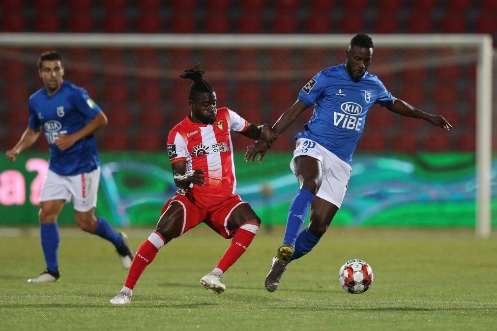 Belenenses vence na deslocação ao Desportivo das Aves