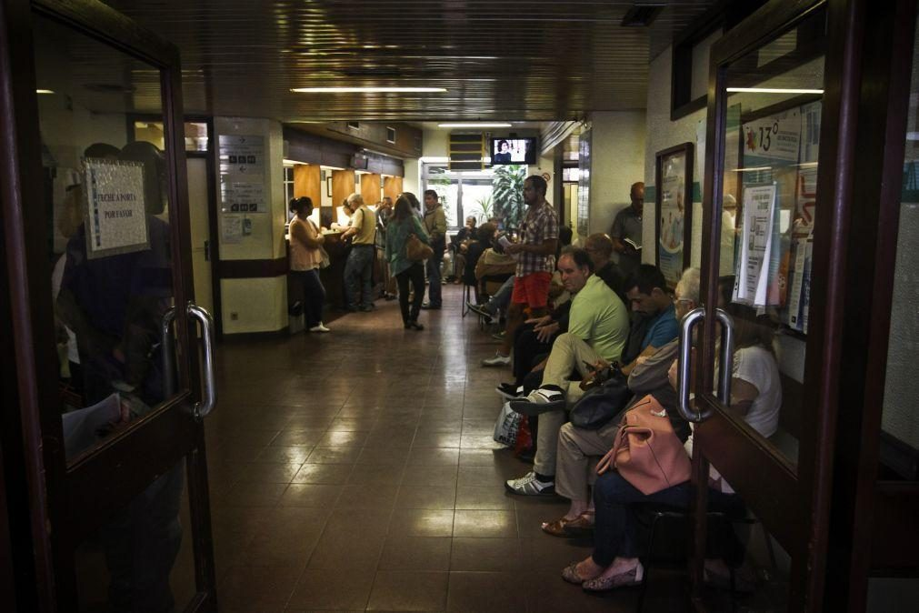 Atividade não urgente em hospitais da região de Lisboa novamente suspensa