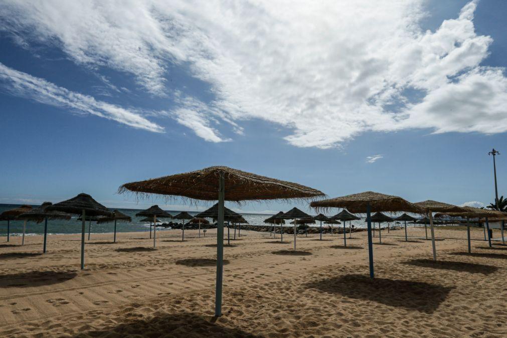 Ministro da Defesa anunciou reforço de 169 militares da Marinha para as praias