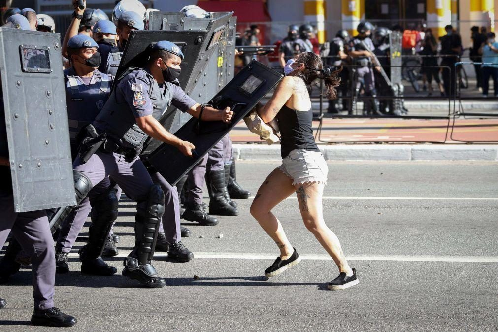 Justiça brasileira proíbe manifestações simultâneas em São Paulo a favor e contra Bolsonaro