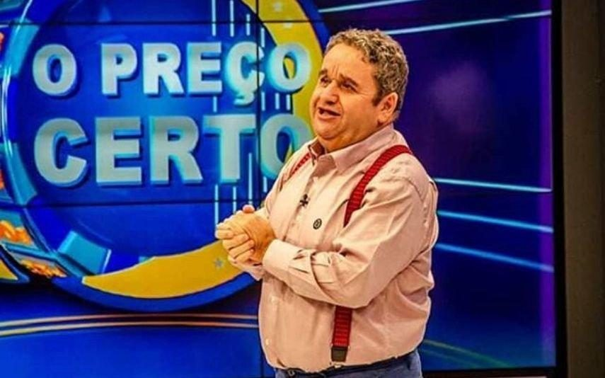 Fernando Mendes Prepara-se para voltar às gravações d'O Preço Certo: «Vai ter um estúdio diferente e várias novidades»