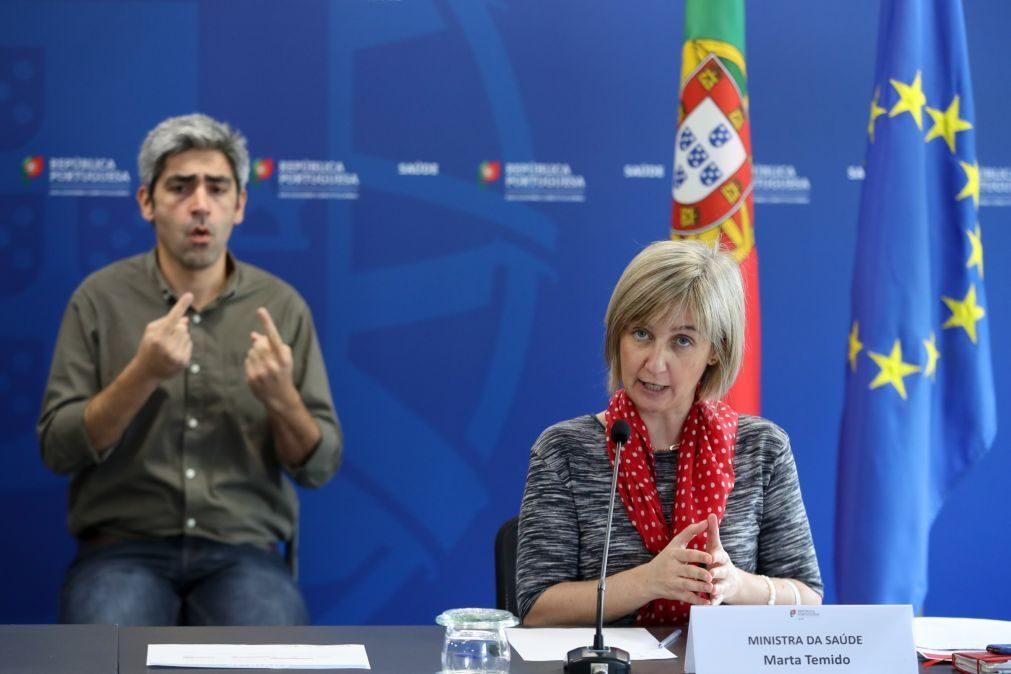 Covid-19: Suspensão da atividade não urgente em hospitais perto de Lisboa vai manter-se