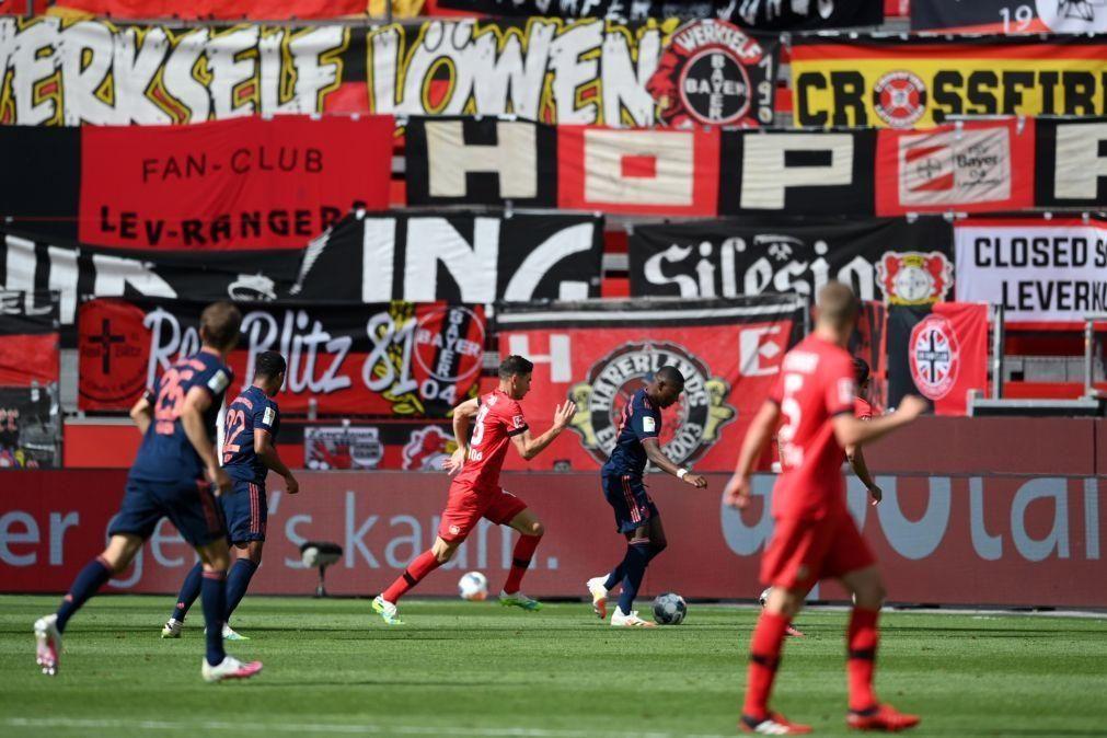 Bayern Munique vence em Leverkusen e fica muito perto do oitavo título consecutivo