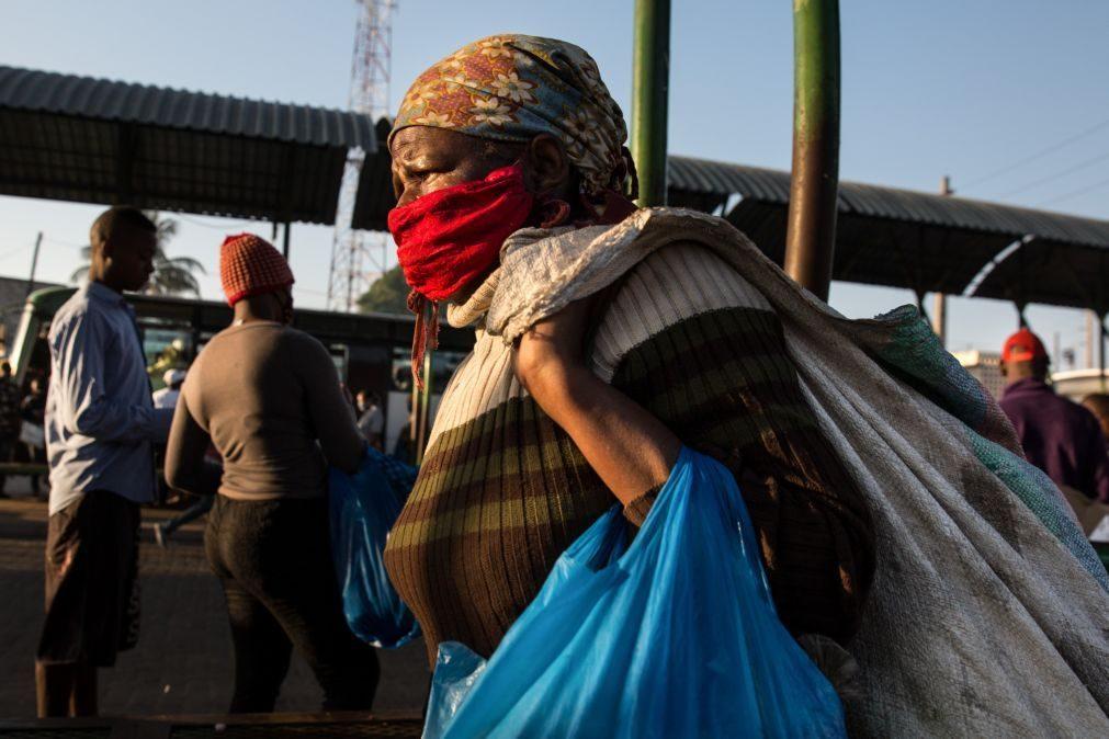 Covid-19: Moçambique com mais 55 casos, total acumulado sobe para 409