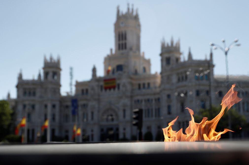 Covid-19: Espanha regista uma morte nas últimas 24 horas e 164 novos casos