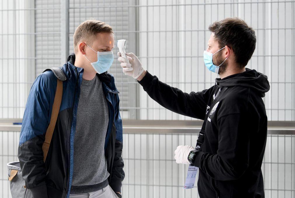 Covid-19: Alemanha com mais 407 casos e 33 mortes nas últimas 24 horas