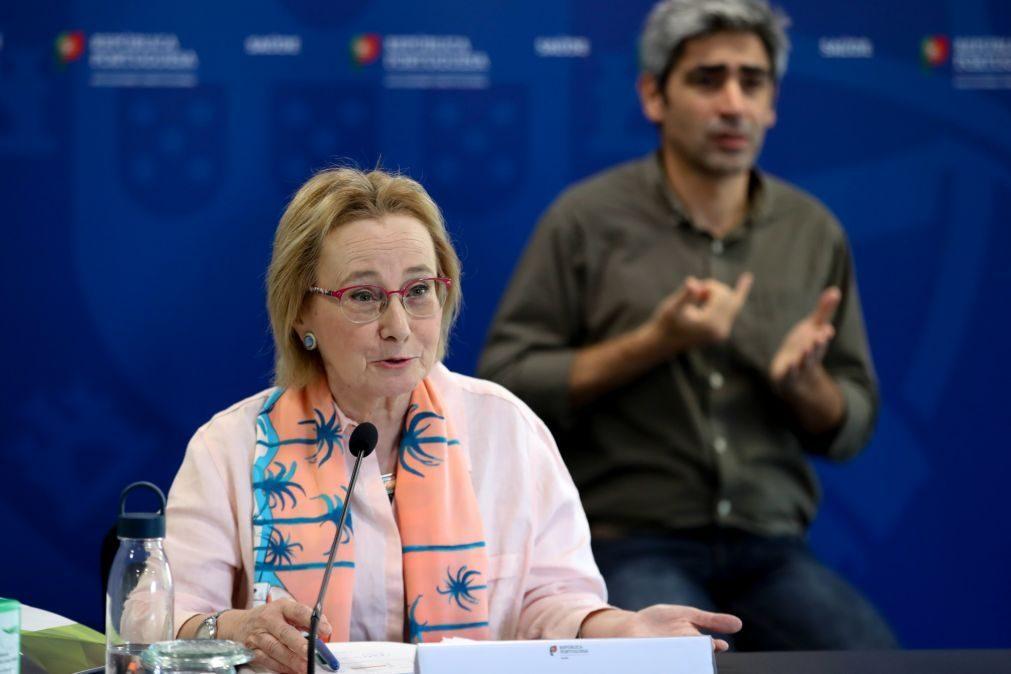 Covid-19: Graça Freitas alerta para riscos das manifestações e apela ao distanciamento