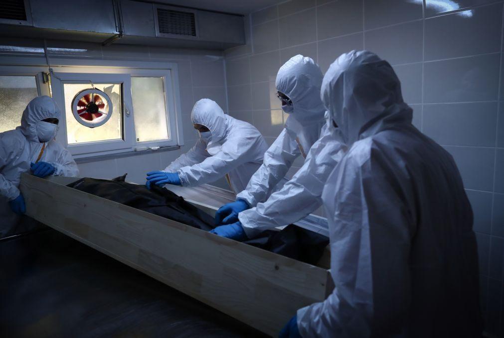 Covid-19: Pandemia causa mais de 397 mil mortos no mundo inteiro