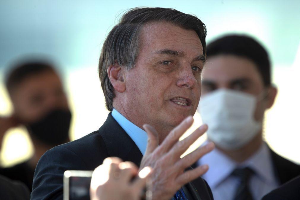 Grupos convocam protestos a favor da democracia e contra Bolsonaro no Brasil