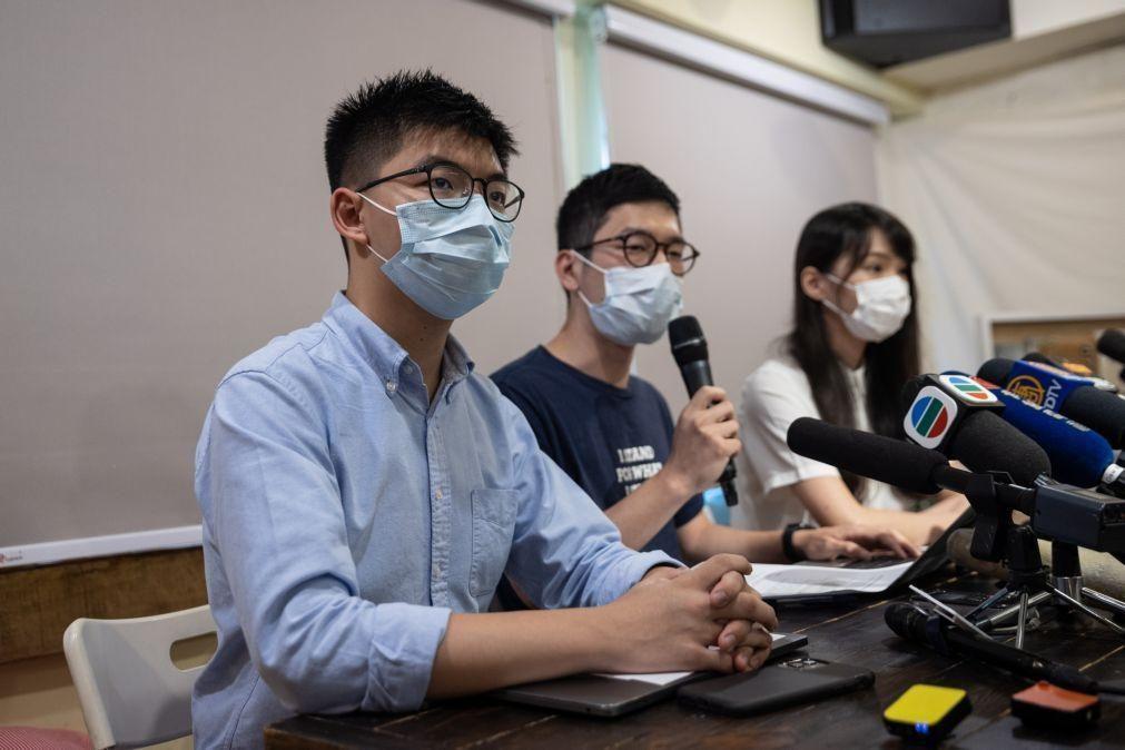 Hong Kong: Lei de Pequim