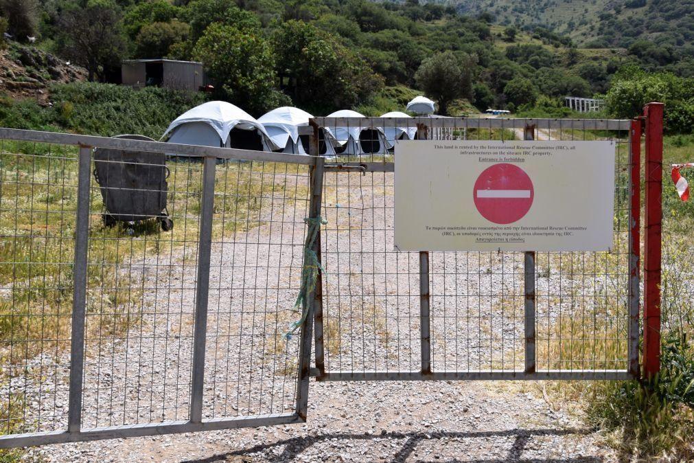 Covid-19: Grécia prolonga confinamento nos campos de migrantes mais duas semanas