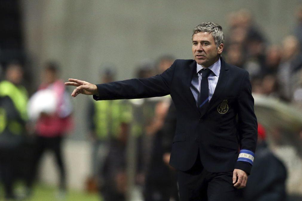FC Porto/Eleições: Rui Barros enalteceu
