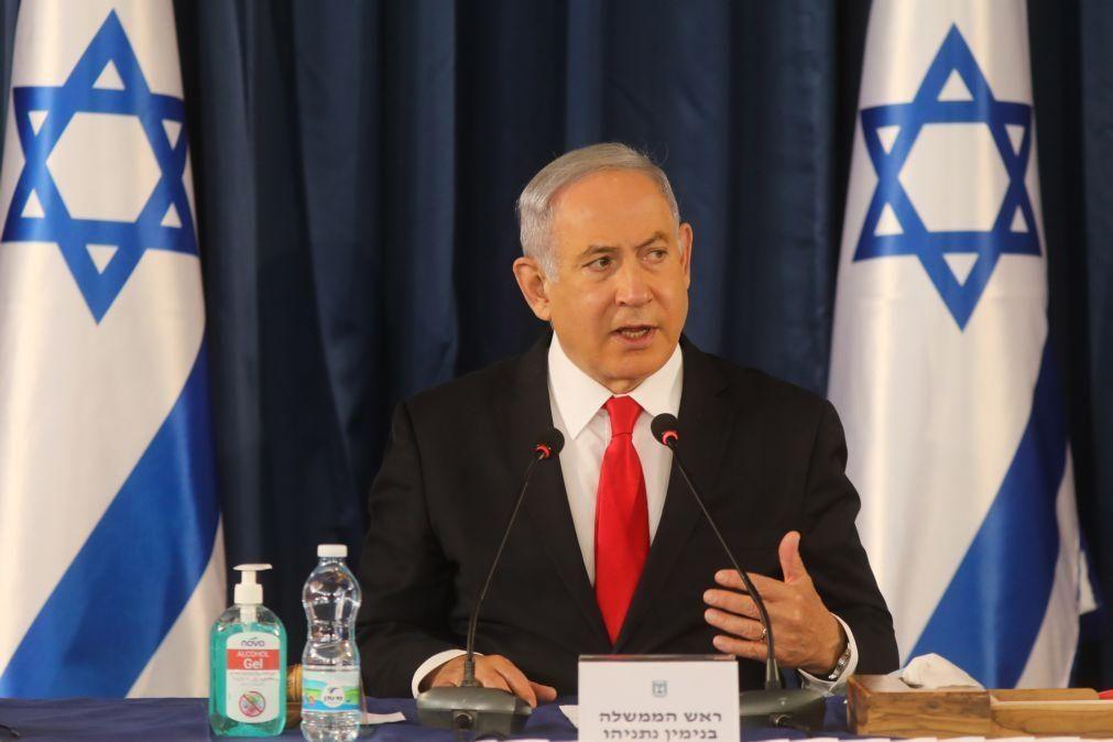 Israel quer