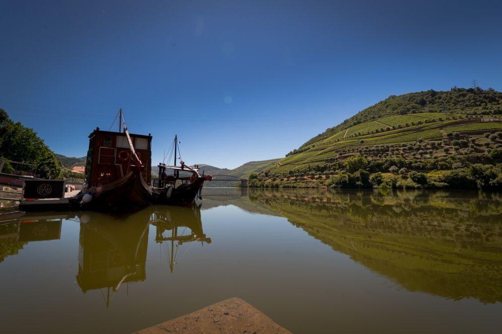 Douro preparado para pôr os barcos a trabalhar e à espera dos turistas