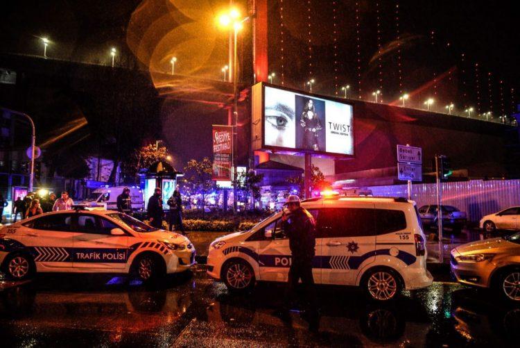 Polícia turca detém oito presumíveis suspeitos de ataque contra discoteca