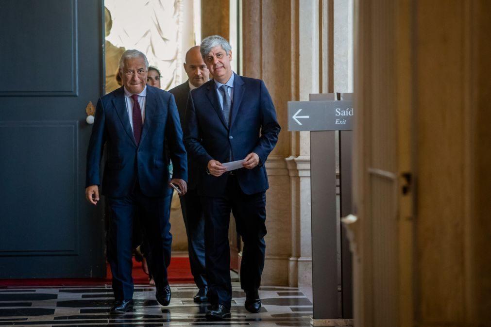 OE2020: Mário Centeno apresenta orçamento suplementar às 18:00