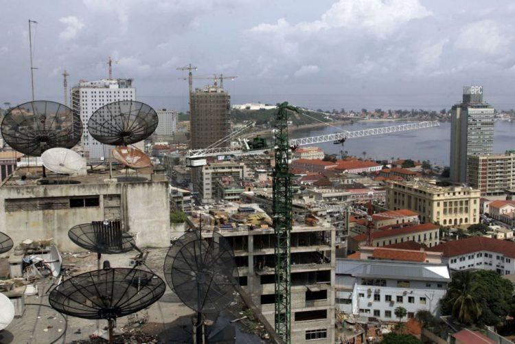 Angola quer financiamento da China e dos privados na migração para a TV digital