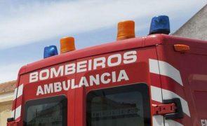Idoso de 80 anos morre na ambulância à porta do hospital de Torres Vedras