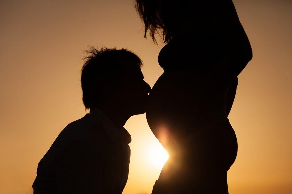 Crónica de uma grávida   Amar por dois e ser amada a dobrar